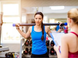 level 2 gym instructor course
