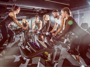 cycling instructor