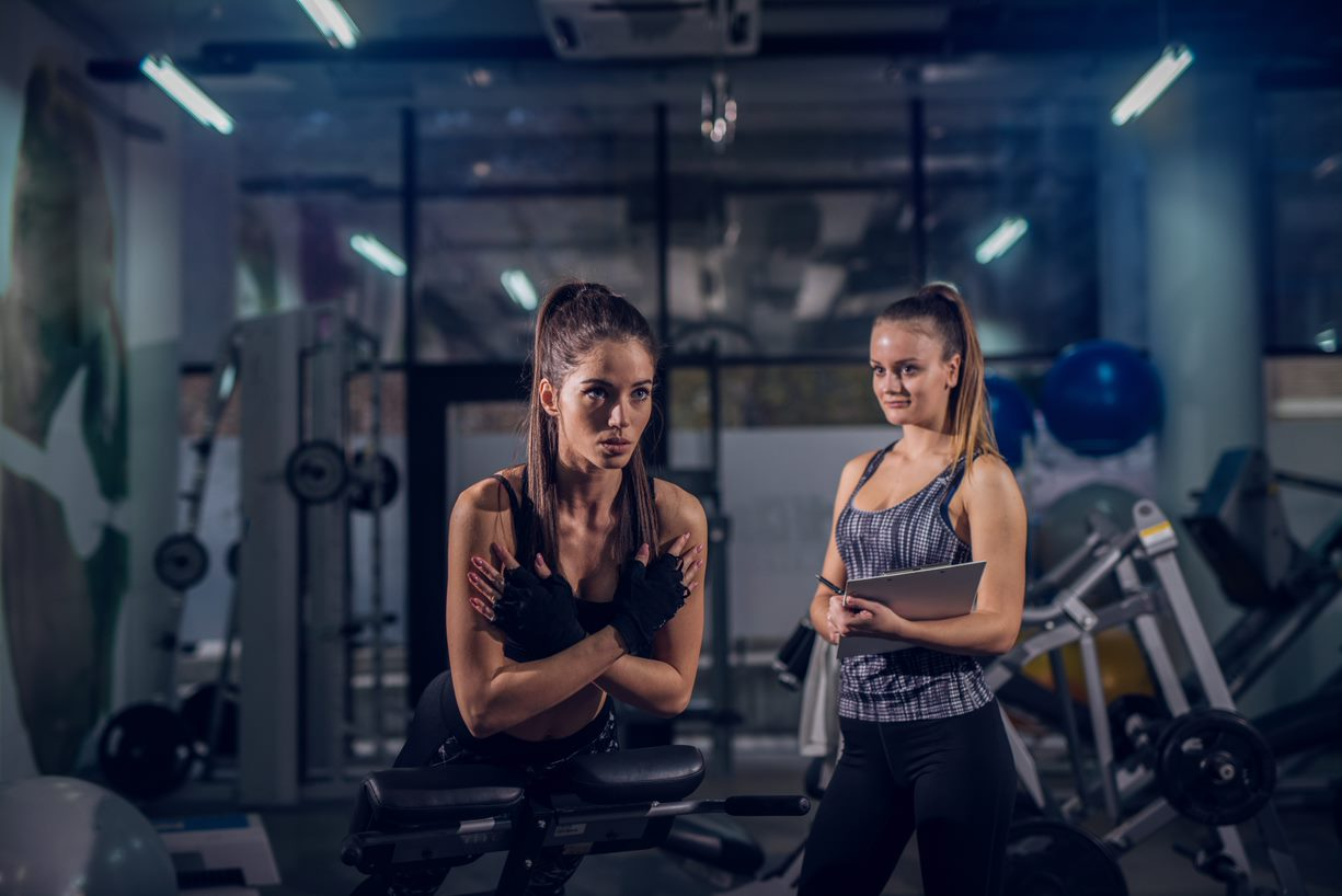 Become an Exercise to Music Trainer